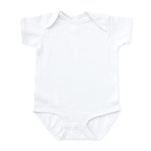 CafePress U.S Navy Proud Broth Baby Bodysuit