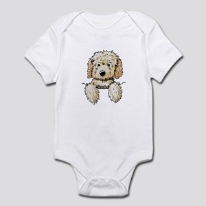Pocket Doodle Pup Infant Bodysuit
