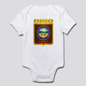 Ohio State Seal (B) Infant Bodysuit