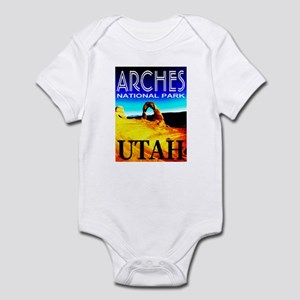 Arches National Park, Utah Infant Creeper