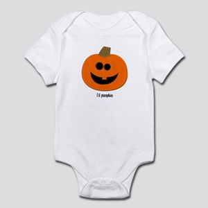 L'il Pumpkin Infant Bodysuit