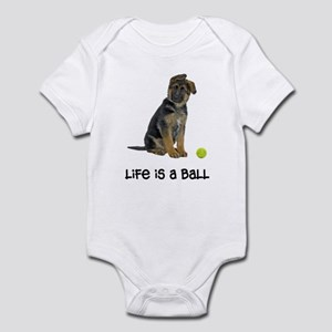 German Shepherd Life Infant Bodysuit