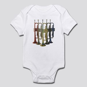 Trumpets Multi Infant Bodysuit