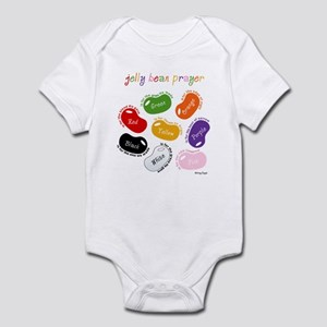 Jelly Bean Prayer Infant Bodysuit