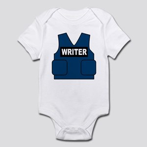 Castle Writer Vest Infant Bodysuit