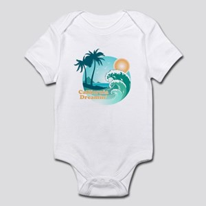 California Dreamin Baby Light Bodysuit