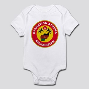 Operation Athena Ash Infant Bodysuit