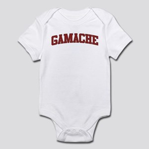 GAMACHE Design Infant Bodysuit