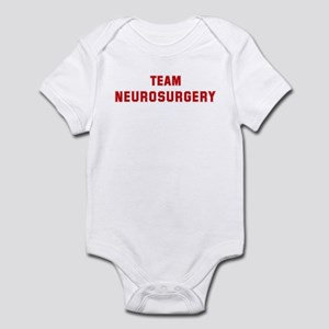 Team NEUROSURGERY Infant Bodysuit