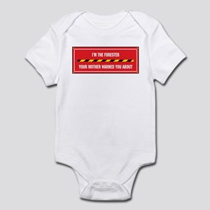 I'm the Forester Infant Bodysuit