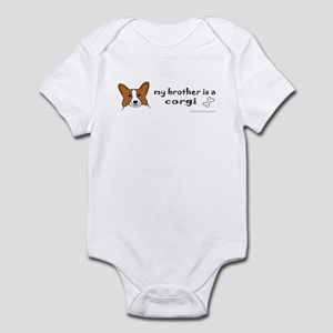 corgi gifts Infant Bodysuit