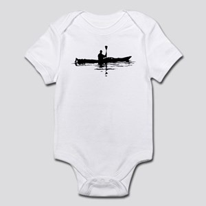 Kayaking Infant Bodysuit