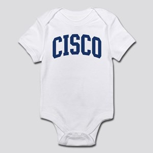 CISCO design (blue) Infant Bodysuit
