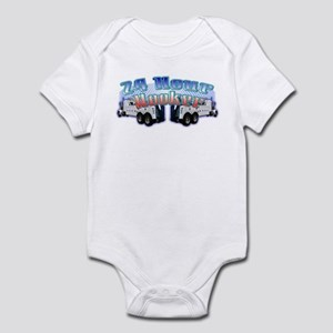 24 Hour Heavy Duty Infant Bodysuit