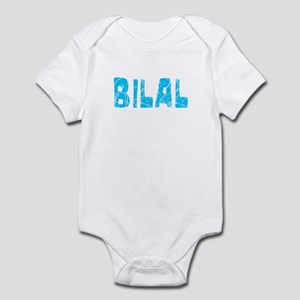 Bilal Faded (Blue) Infant Bodysuit