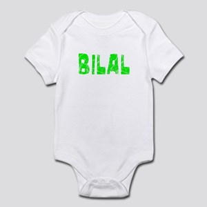Bilal Faded (Green) Infant Bodysuit