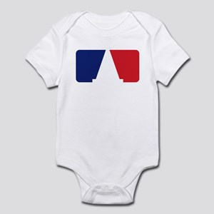 Major League Autocross Infant Bodysuit
