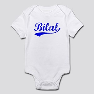Vintage Bilal (Blue) Infant Bodysuit
