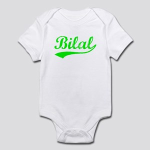 Vintage Bilal (Green) Infant Bodysuit