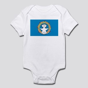Northern Mariana Islands Infant Bodysuit