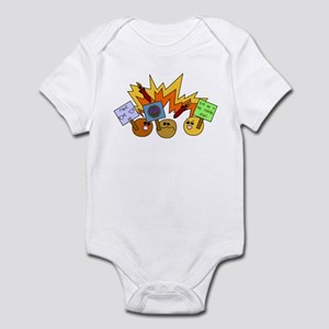 Middle Yeast Infant Bodysuit