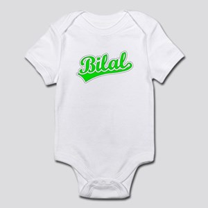 Retro Bilal (Green) Infant Bodysuit