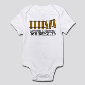 Derailed Infant Bodysuit
