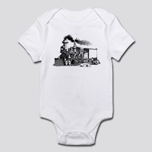 Steam Engine Infant Bodysuit