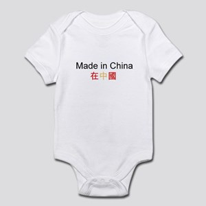 Chinese Pride Infant Bodysuit