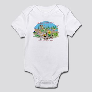 DO NOT try this at home Infant Bodysuit