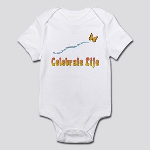 Celebrate Life Infant Bodysuit