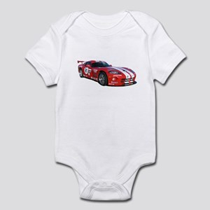 Dodge Viper Infant Bodysuit