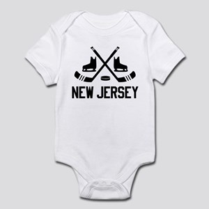 New Jersey Hockey Infant Bodysuit