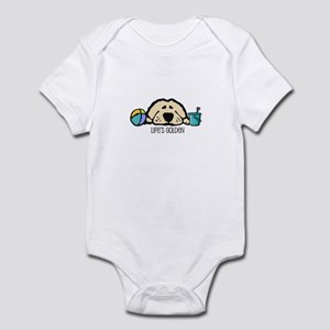 Life's Golden Beach Infant Bodysuit