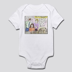 Thinking Outside the Box Infant Bodysuit
