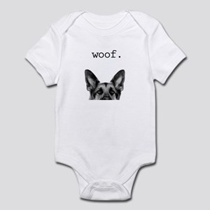 woof Infant Bodysuit