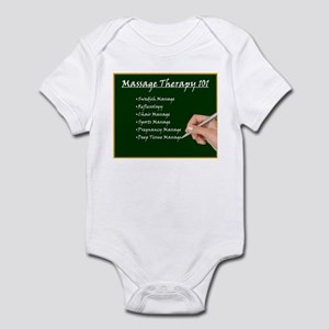 Massage Therapy 101 Infant Bodysuit