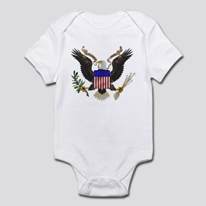Great Seal Eagle Infant Bodysuit