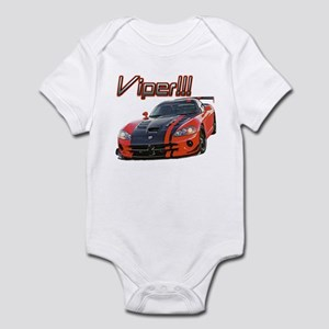 """Dodge Viper"" Infant Bodysuit"