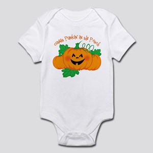 Cutest Punkin' In The Patch Infant Bodysuit