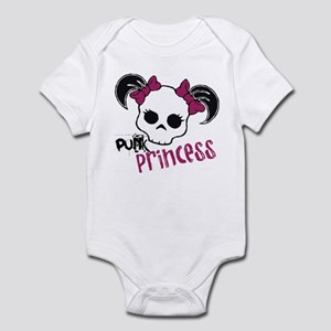Punk Princess Infant Bodysuit