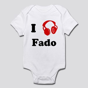 Fado music Infant Bodysuit