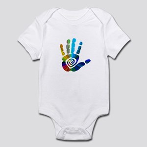 Massage Hand Infant Bodysuit
