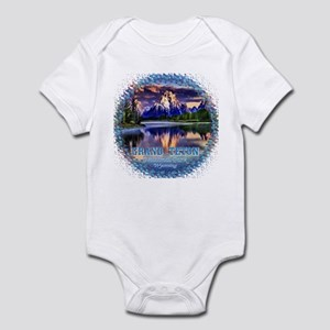Grand Teton National Park Infant Bodysuit