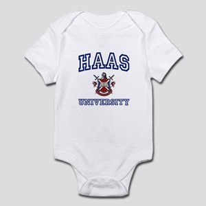 HAAS University Infant Bodysuit