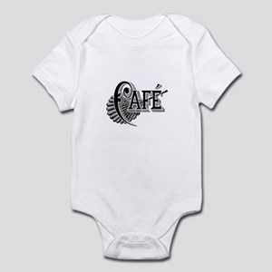 Cafe Infant Bodysuit