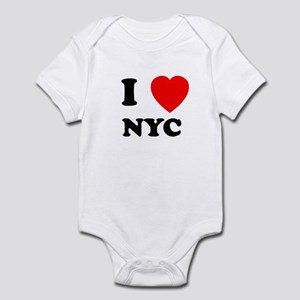 NYC Infant Bodysuit