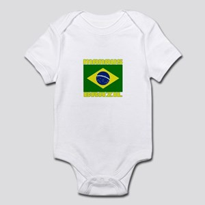 Manaus, Brazil Infant Bodysuit
