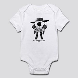 Wide Eyed Earp Infant Bodysuit