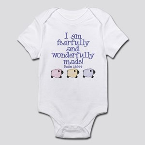 Wonderfully Made Infant Bodysuit